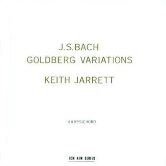 Bach   Variações Goldberg