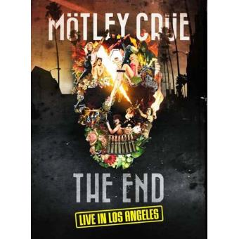 Mötley Crüe: The End – Live In Los Angeles 2015