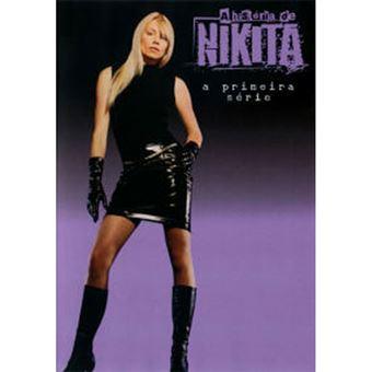 A História de Nikita - Season 1 - DVD
