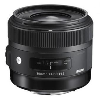 Sigma Objetiva 30mm f/1.4 (A) DC HSM - Canon