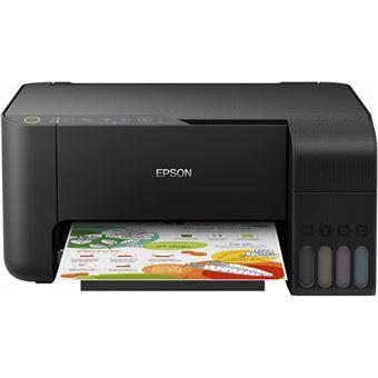 Impressora Multifunções Epson Ecotank L3150 - Wi-Fi