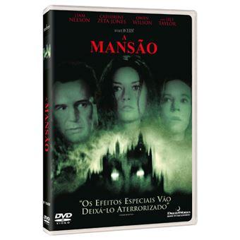A Mansão - DVD