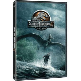 Parque Jurássico III - DVD