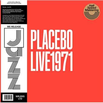 Live 1971 - LP 180g Vinil 12''
