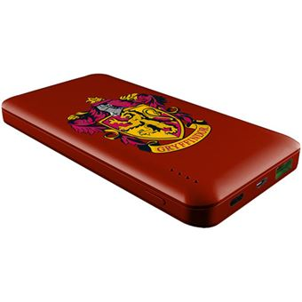 Power Bank EMTEC U800 10000mAh - Harry Potter | Gryffindor