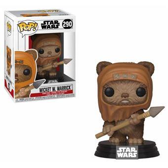 Funko Pop! Star Wars: Wicket W. Warrick - 290