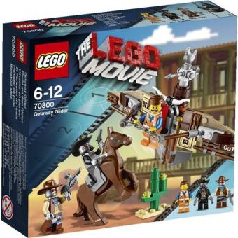 Planador de Fuga (The LEGO Movie 70800)