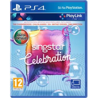 Singstar Celebration Playlink PS4