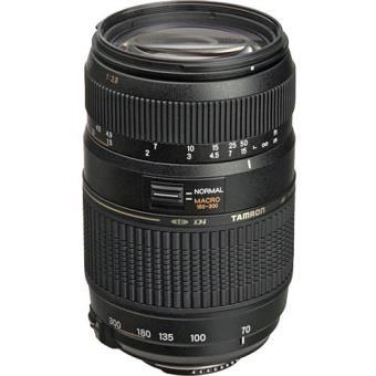 Tamron Objetiva 70-300mm f/4-5.6 LD Macro (Nikon)
