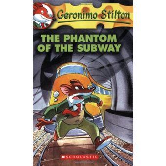 Phantom of the Subway - Volume 13