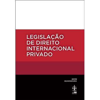Legislação de Direito Internacional Privado
