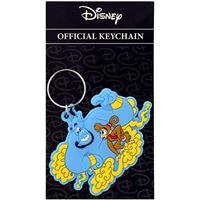 Porta-Chaves de Borracha Aladdin: Genie & Abu