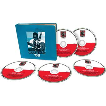 Coltrane 58: The Prestige Recordings - 5CD