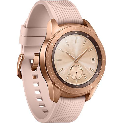 392d2ae16 Smartwatch Samsung Galaxy Watch - 42mm - Rosa Dourado - Smartwatch - Compra  na Fnac.pt
