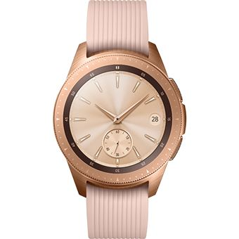 Smartwatch Samsung Galaxy Watch - 42mm - Rosa Dourado