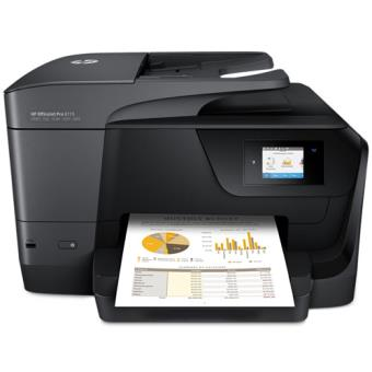 Impressora Multifunções HP OfficeJet Pro 8715 - Preto