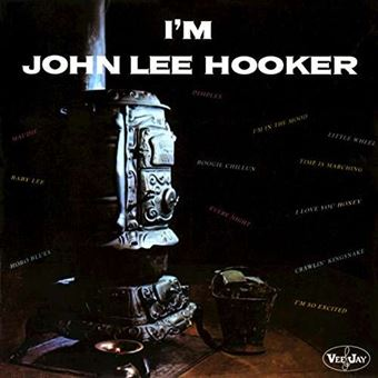 I'm John Lee Hooker - CD