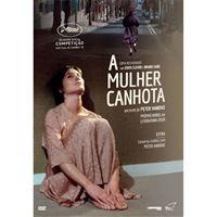 A Mulher Canhota - DVD