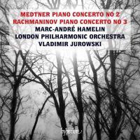 Medtner & Rachmaninov: Piano Concertos - CD