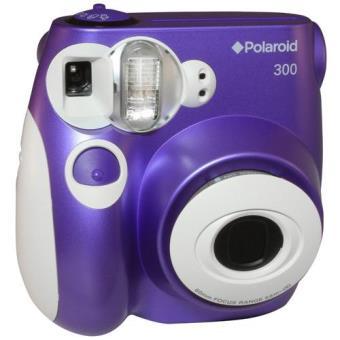 Polaroid Instant 300 (Púrpura)