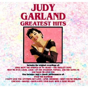 GREATEST HITS OF JUDY GARLAND (IMP)