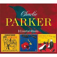 Charlie Parker: 3 Essential Albums - 3CD