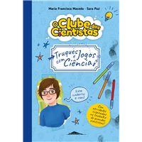 O Clube dos Cientistas: Caderno 3  Truques E Jogos Com Ciência