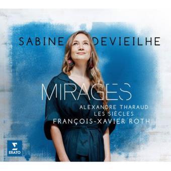 Sabine Devieilhe - Mirages - CD
