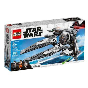 LEGO Star Wars 75242 TIE Intercetor Black Ace