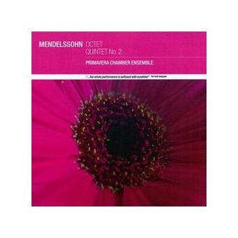 Mendelssohn: Octet Quintet No. 2
