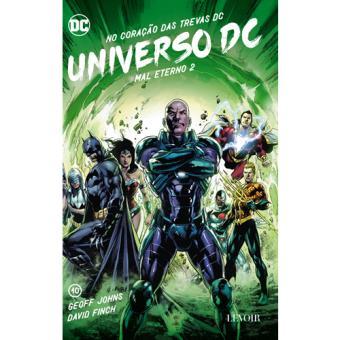 No Coração das Trevas DC - Livro 10: Universo DC - Mal Eterno 2