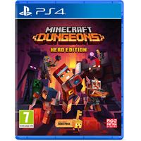 Minecraft Dungeons: Hero Edition - PS4