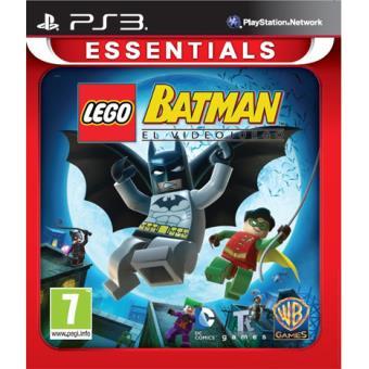 LEGO Batman: The Videogame Essentials PS3
