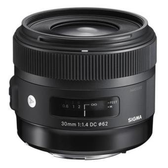 Sigma Objetiva 30mm f/1.4 (A) DC HSM - Nikon