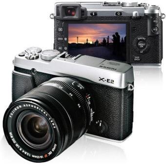 Fujifilm X-E2 + XF 18-55mm f/2.8-4 R LM OIS (Prata)