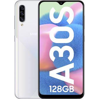 Smartphone Samsung Galaxy A30s - 128GB - Branco