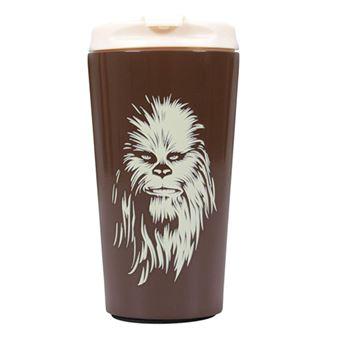Copo de Viagem Star Wars: Chewbacca
