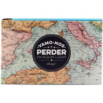 Álbum de Viagens «Vamo-nos Perder em Algum Lugar»