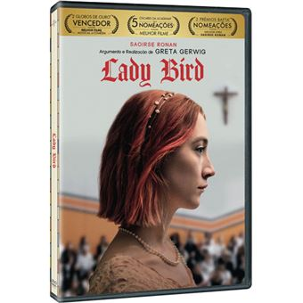 Lady Bird: A Hora de Voar - DVD