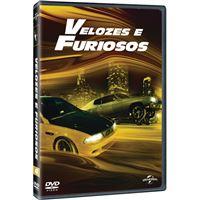 Velocidade Furiosa 4: Velozes e Furiosos - DVD