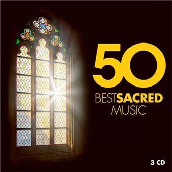 50 Best Sacred Music - 3CD