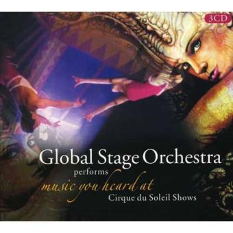 Music You Heard at Cirque Du Soleil Shows (3CD)