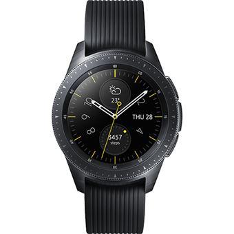73ab5125f28 Smartwatch Samsung Galaxy Watch - 42mm - Preto Meia Noite ...