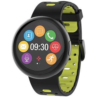 Smartwatch Mykronoz ZeRound 2 HR Premium - Preto