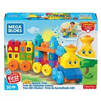 Mega Bloks Comboio ABC