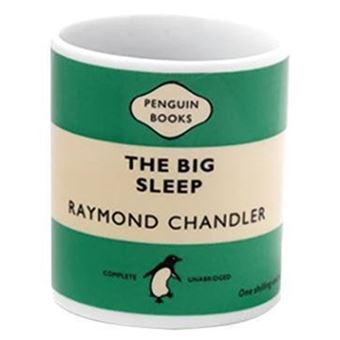 Caneca The Big Sleep Penguin Books - Verde