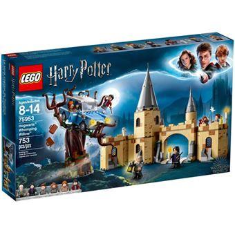 LEGO Harry Potter 75953 O Salgueiro Zurzidor de Hogwarts