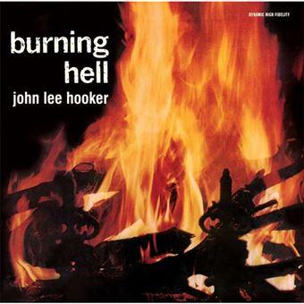 Burning Hell - CD