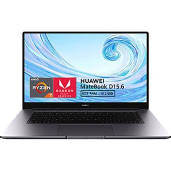 Computador Portátil Huawei MateBook D 15 | AMD Ryzen 7