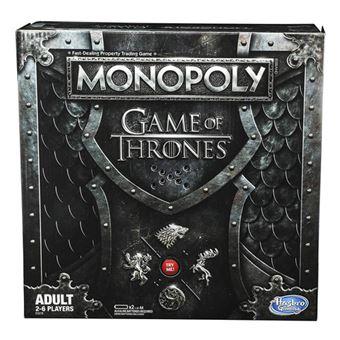 Monopoly Game of Thrones Sound Edition - Hasbro